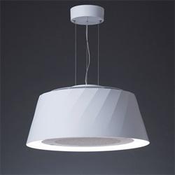 cookiray ( クーキレイ ) 空気清浄器付きペンダント照明 「 C-BE511-W 」ホワイト [998CBE511W]