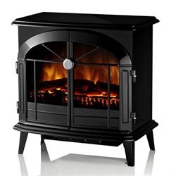 ヤマギワ オンラインストアDIMPLEX(ディンプレックス) 電気暖炉 LED「 Falkirk フォルカーク 」 2枚扉タイプ [998FLK12J]