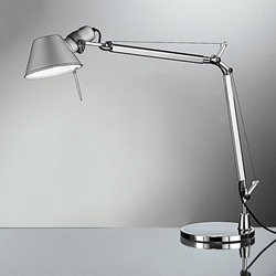 Artemide(アルテミデ)「TOLOMEO TAVOLO MINI LED」[618S7077S]