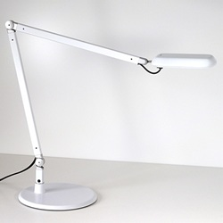 yamagiwa(ヤマギワ)「LED TASK LIGHT」ベースタイプ / ホワイト[S7145W-Z1168W]