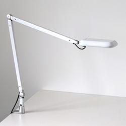 yamagiwa(ヤマギワ)「LED TASK LIGHT」クランプタイプ / ホワイト[S7145W]