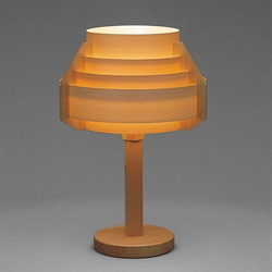 <ヤマギワ> JAKOBSSON LAMP(ヤコブソンランプ)「S7339」パイン[S7339] スタンド照明 テーブルスタンド画像