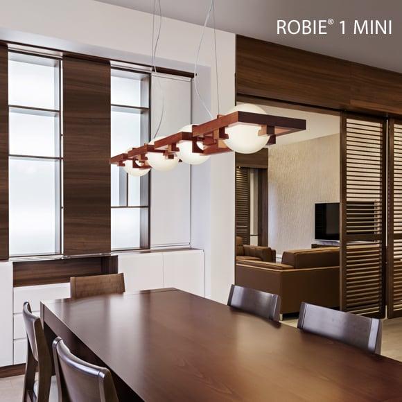 Frank Lloyd Wright(フランクロイドライト)_ROBIE 1 MINI PENDANT(ロビー)