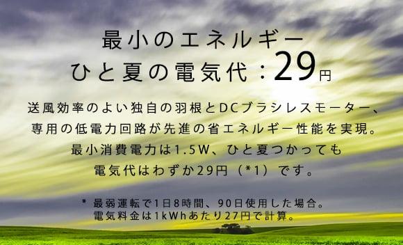 BALMUDA ( バルミューダ ) _ The GreenFan( ザ・グリーンファン)2018年モデル