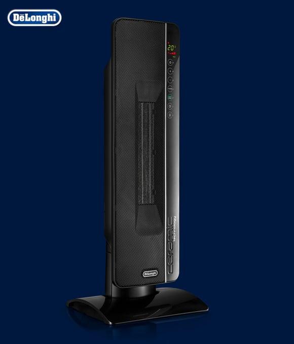 DeLongh ( デロンギ )_CERAMIC TOWER FAN HEATER( セラミックタワーファンヒーター )