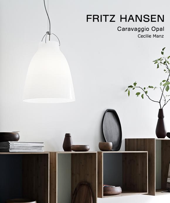 【12月上旬入荷予定】Fritz Hansen_フリッツ・ハンセン(ライトイヤーズ)_CARAVAGGIO OPAL P1(カラヴァジオ)