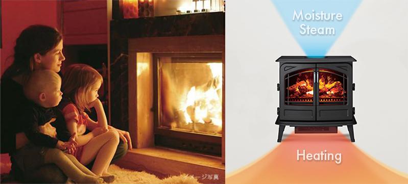 Dimplex(ディンプレックス) Glasgow 電気暖炉