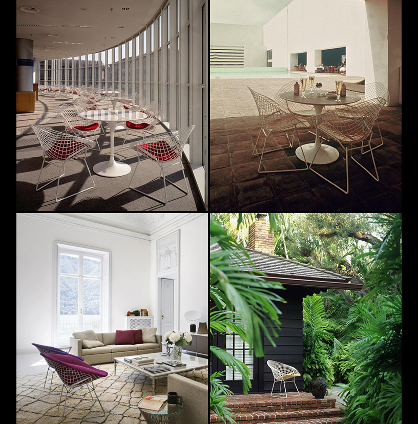 knoll Studio(ノルスタジオ) Diamond Chair