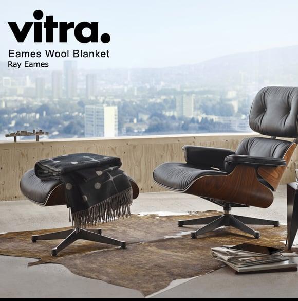 【受注品】Vitra(ヴィトラ)_Eames Wool Blanket