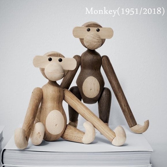 Kay Bojesen Denmark(カイ・ボイスン デンマーク)_Monkey(モンキー)