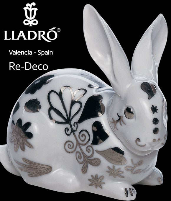 Lladro(リヤドロ)_Re-Deco(リ・デコ)A REGAL STEED(威風堂々)