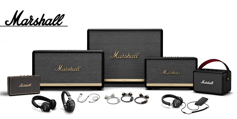 Marshall(マーシャル)スピーカー「ACTON II Bluetooth 」