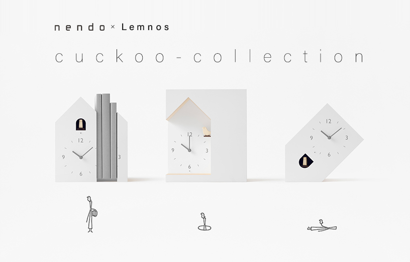 nendo cuckoo collection