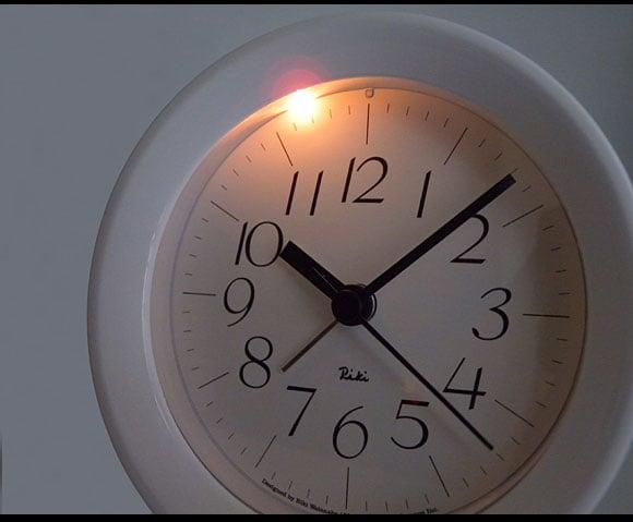 Lemnos(レムノス)_RIKI ALARM CLOCK
