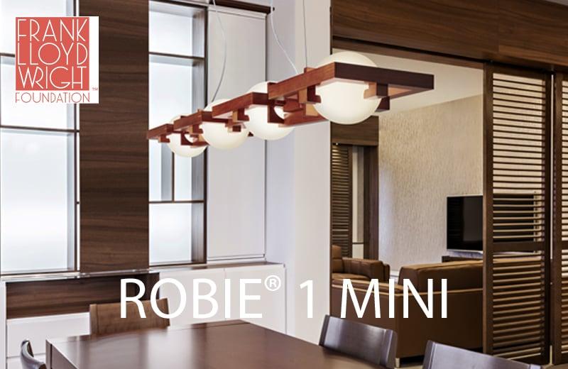 フランク・ロイド・ライト初期の建築様式、ロビー1 ミニ