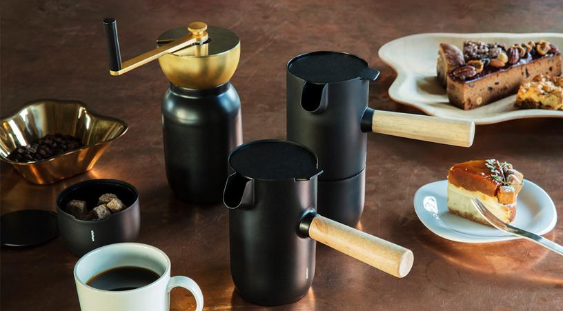 Stelton(ステルトン) COLLAR コーヒーセット
