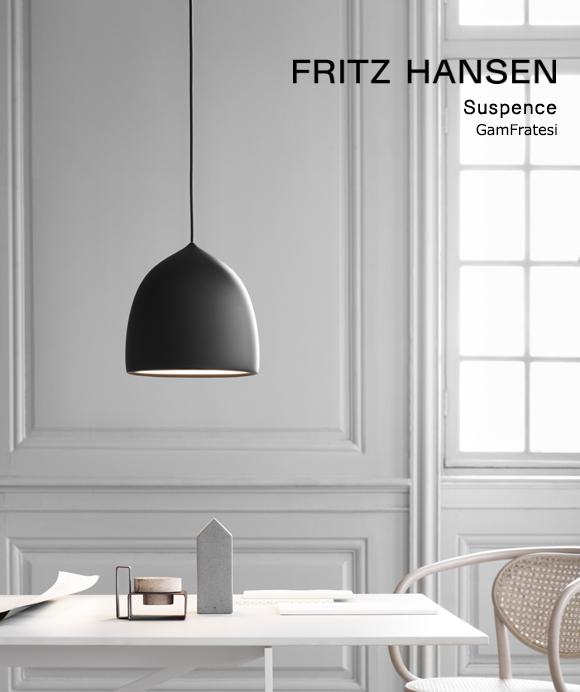 Fritz Hansen_フリッツ・ハンセン(ライトイヤーズ)_SUSPENCE P1(サスペンス)