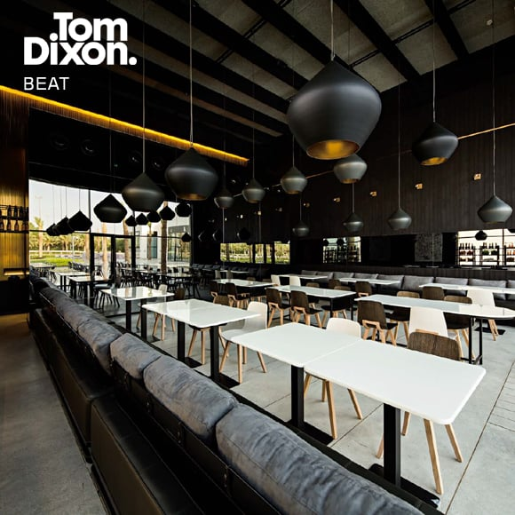 TOM DIXON(トム・ディクソン)_BEAT WAIST PENDANT(ビート)