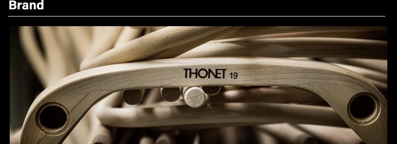Thonet(トーネット) ウッドチェアシリーズ