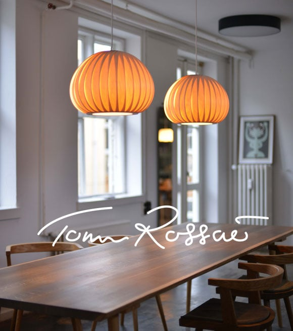 Tom Rossau(トム・ロッサウ)_ TR12 PENDANT LAMP MEDIUM