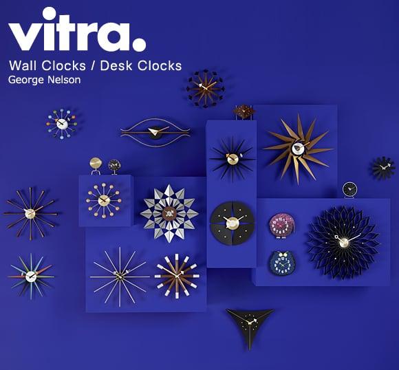 Vitra(ヴィトラ)_Ceramic Clock(セラミック クロック) MODEL#2