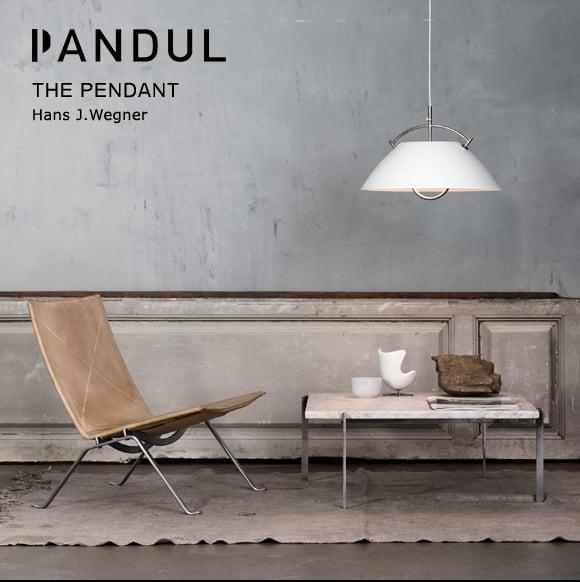 PANDUL(パンダル)_Wegner Pendant (ウェグナーペンダント)