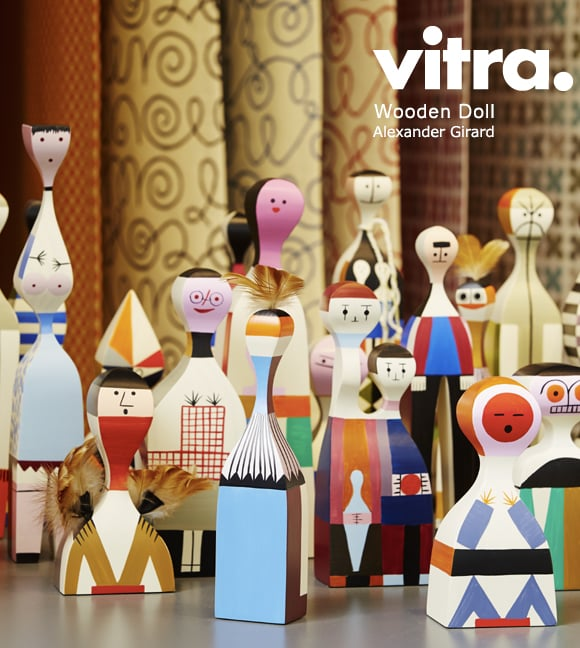Vitra(ヴィトラ)_Wooden Dolls No.6