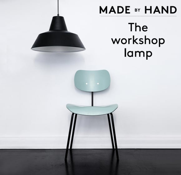 MADE BY HAND(メイド・バイ・ハンド)_The work shop lamp SMALL